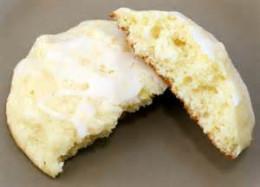Soft Textured Cookie