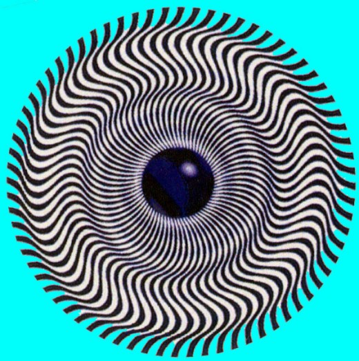 Optical illusions fool our brains into thinking we're seeing something we're not. In many ways, this is a similar principle to visual processing disorders.