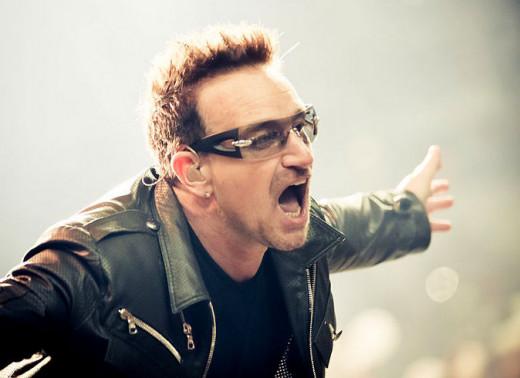 File: Bono U2 360 Tour 2011.jpg Author: Peter Neill