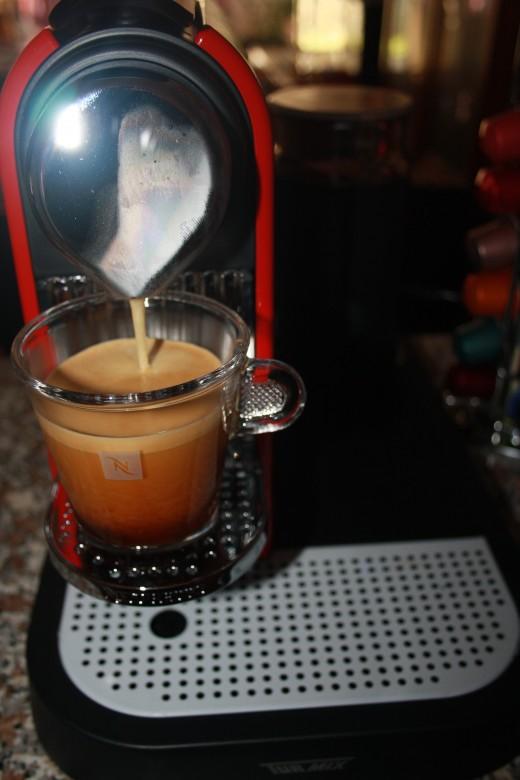 """Nespresso """" My Coffee """""""