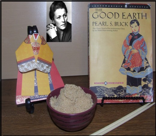 The Good Earth By Pearl S. Buck.