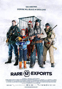 Rare Exports (2010) Film Poster