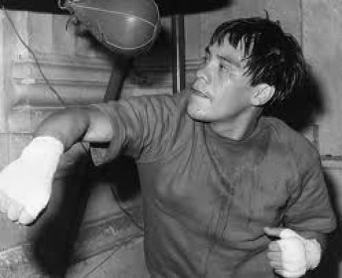 Ruben Olivares had a record in the 1960s of 54-0-1.