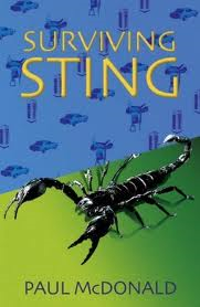 Surviving Sting by Paul McDonald