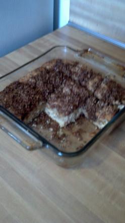 Easy Streusel Coffee Cake