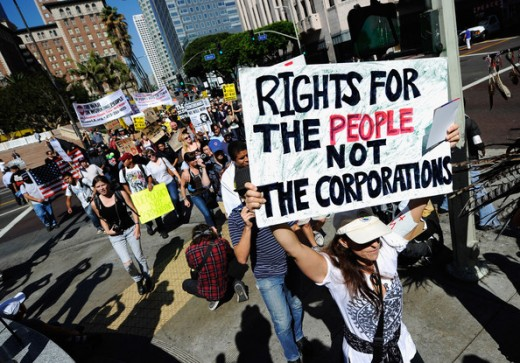 Corporations Are Not People.