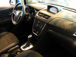 Encore interior offers a very comfortable ride and luxury appointments for a compact crossover vehicle
