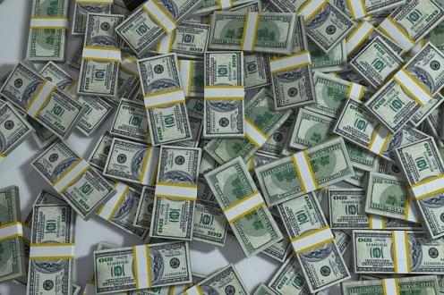 Image of money.