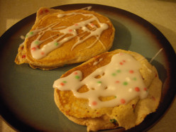 How To Make Festive Confetti Pancakes From Scratch and From a Baking Mix