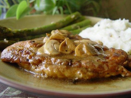 Geraci's Restaurant Chicken Marsala Recipe