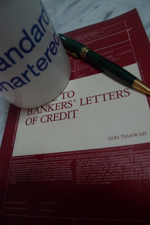 LETTER OF CREDIT; Risk of Non-Payment