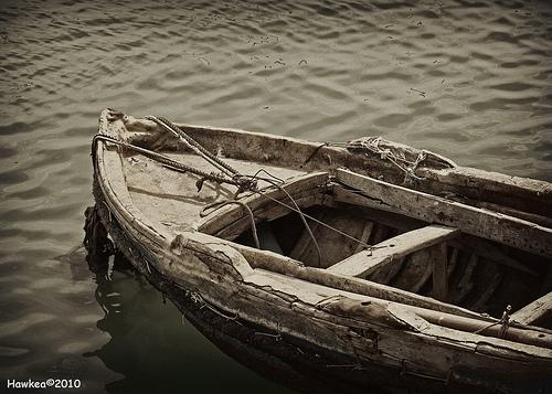 Lost at sea from Fabio Bucchieri flickr.com