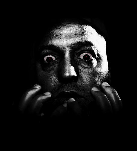 Fear & terror from Manuel Ribadulla Rodriguez flickr.com