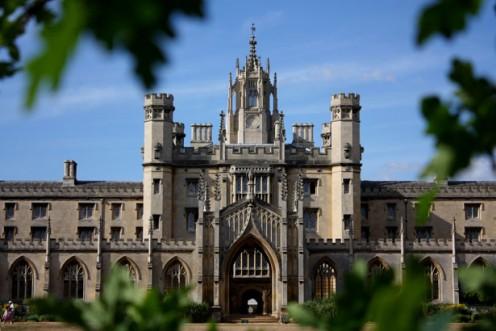 St. John's College - Cambridge