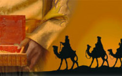 Frankincense, Gold and Myrrh