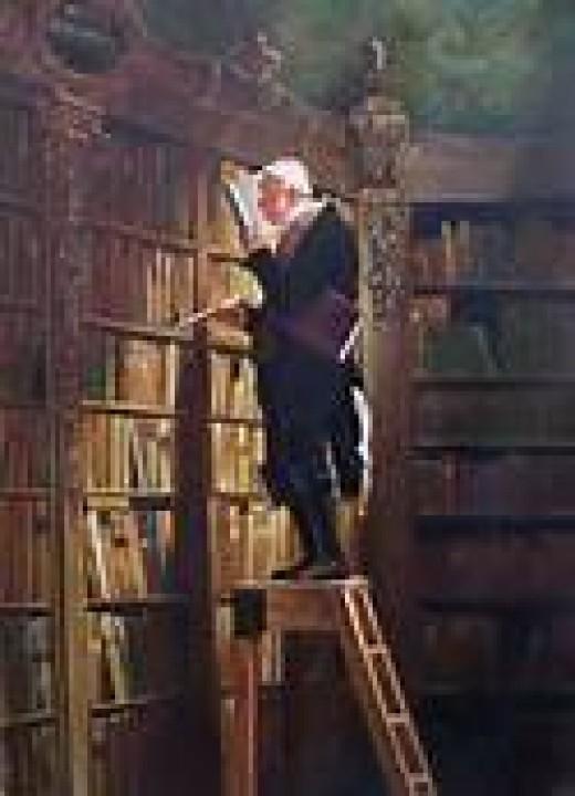 Billibuc, The Librarian