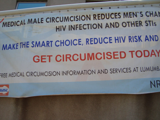 Involve males in HIV/Aids interventions