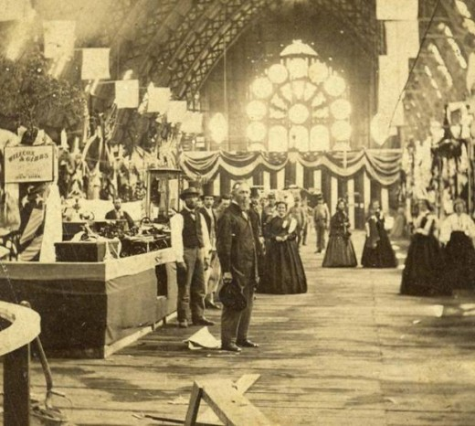 Sanitary Fair in Chicago, IL