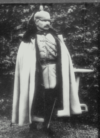 Visit of Kaiser Wilhelm to Luxembourg
