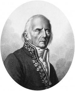 Jean-Baptiste Lamarck, 1824 engraving by Ambroise Tardieu