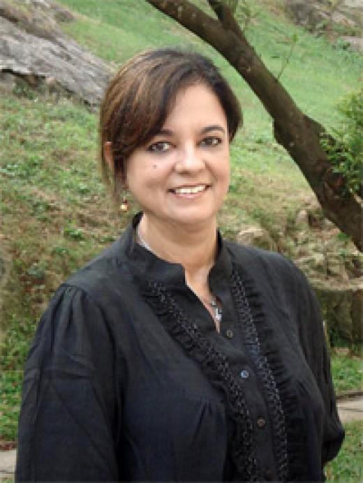 Anita Moorjani.