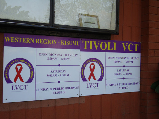 HIV/ Aids and Development Drop in Centers