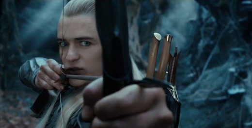 Legolas made a triumphant return in the Desolation of Smaug.
