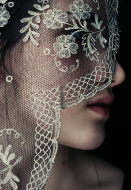 She's Hearing Voices from Andrea DiBello flickr.com