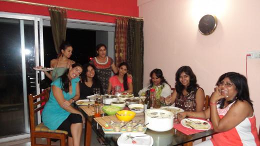 Friends !!!!