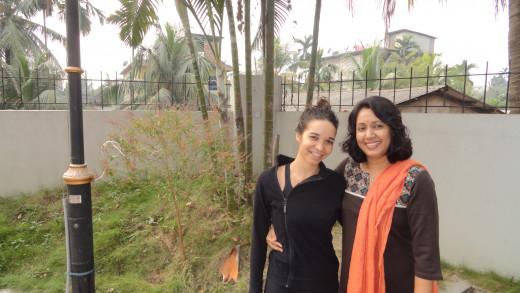 Me and Joana