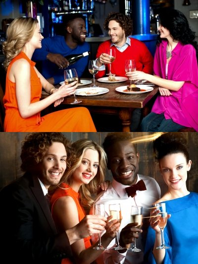 Mingle with your colleagues after work so you can bond over something other than targets and deadlines.