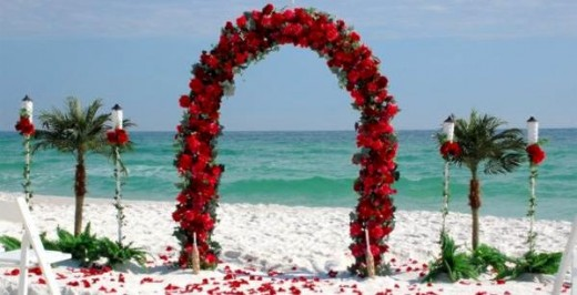PERFECT BEACH WEDDING IDEAS JUST PERFECT FOR YOUR BUDGET hubpages