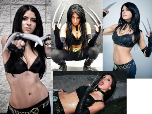X-23 Cosplay Costumes