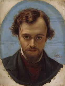 Pre-Raphaelite Artist:  Dante Gabriel Rossetti