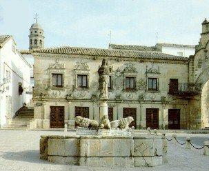 The Fountain of Baeza (Statue of Imilce Barca)