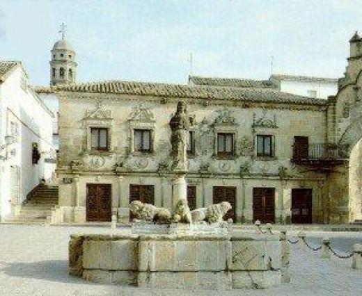 The Fountain of Baeza (Statue of Imilce Barca)