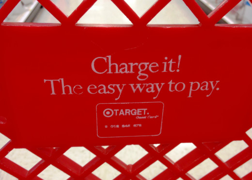 Oops, the hackers did it again.  This time, 40 million Target customers had their credit and debit card information compromised.  Both my husband and I were among them.