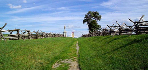 Antietam / Sharpsburg - The Sunken Road