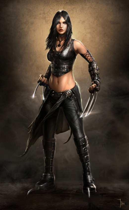 X23  Marvel Universe Wiki The definitive online source