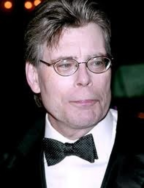 Stephen King has written horror, science fiction and fantasy books that have kept audiences intrigued and scared!