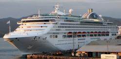 Princess Cruises Sun Class Ships in 2014