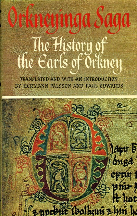 The History of the Earls of Orkney, published by Hogarth Press, 1978