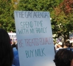 "The Christian Right and the ""Gay Agenda"" - Fact vs Fiction"
