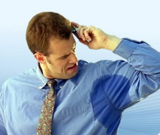 Hyperhydrosis (excessive sweating) can be embarrassing, but you can help things!