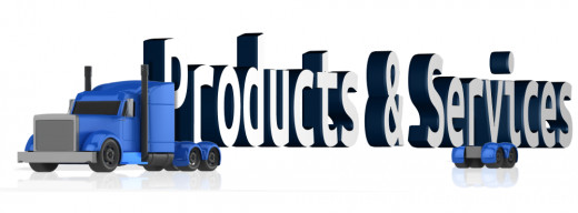 Be clear about products and services delivered.