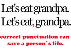 Comma Abuse
