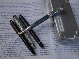 Many of my letters begin as notes or journal entries.
