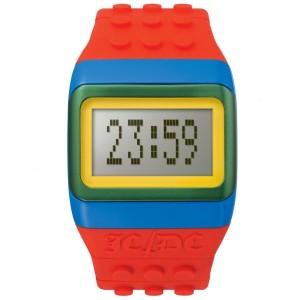 JCDC Pop Hours Lego Style Watch