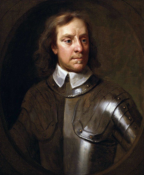 Oliver Cromwell was leader of the Puritan Revolution in England that impacted the Maryland Colony