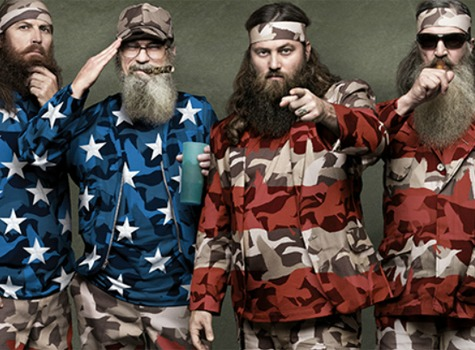 Duck Commander: making Toby Keith look like an illegal immigrant since 1972